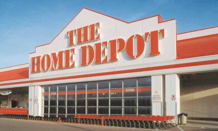 Pelo menos 56 milhões de contas de cartões de crédito de pessoas ligadas a Home Depot foram acessadas em 2014 Foto: .