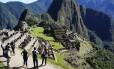 Incas. A histórica Machu Picchu, Peru