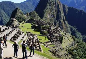 Incas. A histórica Machu Picchu, Peru Foto: Tatiana Farah / Tatiana Farah