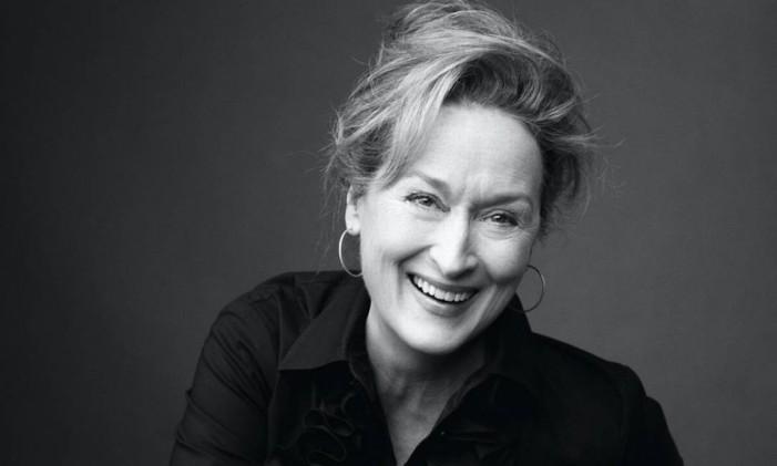 A atriz Meryl Streep assinou o documento Foto: Reprodução