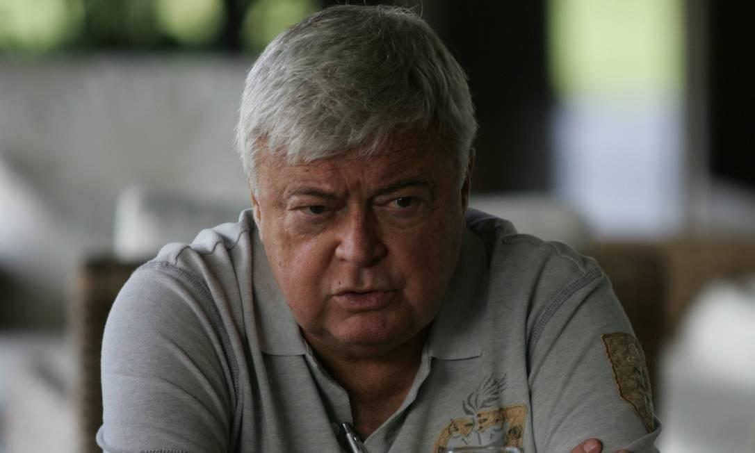 CBN - Corrupção na Fifa - Ricardo Teixeira diz não que