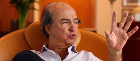 José Hawilla é réu confesso na investigação americana Foto: Michel Filho / Agência O Globo