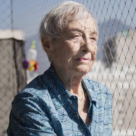 Aos 86 anos, Nanette Konig relembra os horrores na Alemanha e recomeço no Brasil Foto: Hudson Pontes / Agências O Globo