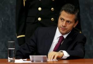 Peña Nieto vive momento delicado Foto: EDGARD GARRIDO / REUTERS