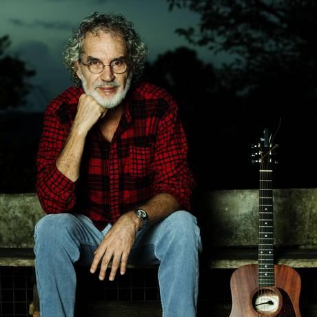 Além da música caipira, Renato Teixeira é autor de jingles conhecidos Foto: Carina Zaratin / Divulgação