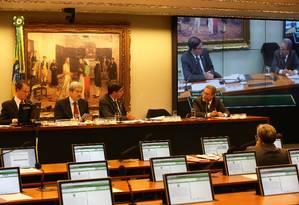 CPI da Petrobras ouve depoimento de servidores da Petrobras Foto: Ailton de Freitas / Agência O Globo