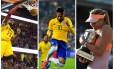 Lebron James, Neymar e Maria Sharapova: estrelas que estarão na Rio-2016