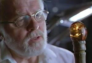 Cena do filme 'Jurassic Park', de 1993 Foto: Reprodução