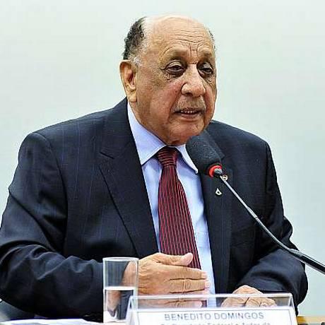 O ex-deputado Benedito Domingos (PP-DF) Foto: LUIS MACEDO / Agência Câmara