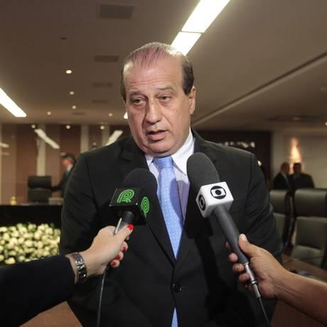 Nardes. Ministro não concorda com comparação com práticas do TCU Foto: Givaldo Barbosa / Givaldo Barbosa/13-8-2014