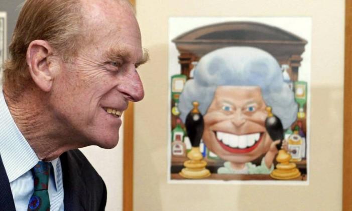 Príncipe Philip Foto: Chris Harris / AFP/2002
