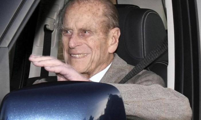 Príncipe Philip Foto: STRINGER / Reuters