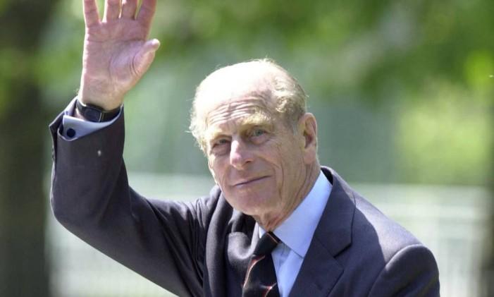 Príncipe Philip Foto: Richard Lewis / AP