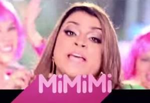 Clipe é protagonizado pela cantora Preta Gil Foto: Reprodução/YouTube