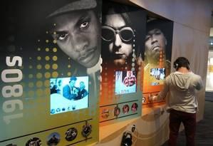 Música. O Grammy Museum oferece ações interativas Foto: Bruno Rosa / fotos de bruno rosa