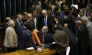 Câmara dos Deputados aprova proposta de mandato de cinco anos a todos os cargos eletivos Foto: Ailton de Freitas / Agência O Globo
