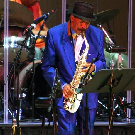 Coleman se apresentando em Nova York em 2006 Foto: HIROYUKI ITO / NYT