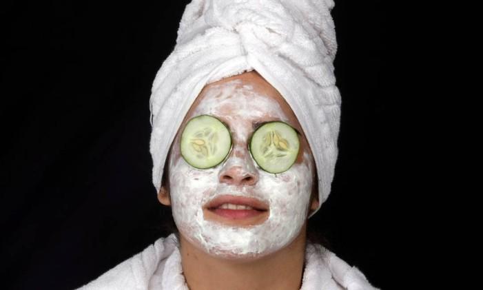 Tratamento de hidratação da pele Foto: Thiago Lontra / Agência O Globo