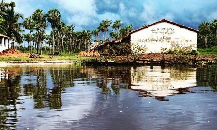 O Rio Preguiça, no Maranhão Foto: @josyavellar / Instagram