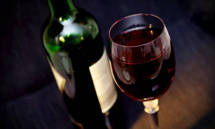 Vinho tinto Foto: Reprodução/Pixabay
