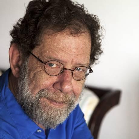 O jornalista Eric Nepomuceno Foto: Paula Johas / Divulgação