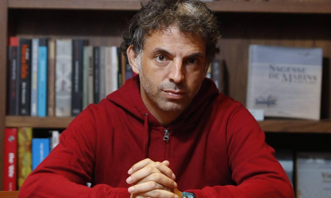 Apesar da bem-sucedida incursão na não-ficção, o escritor israelense não prentende se aventurar tão cedo no gênero Foto: Felipe Hanower/01-08-2014