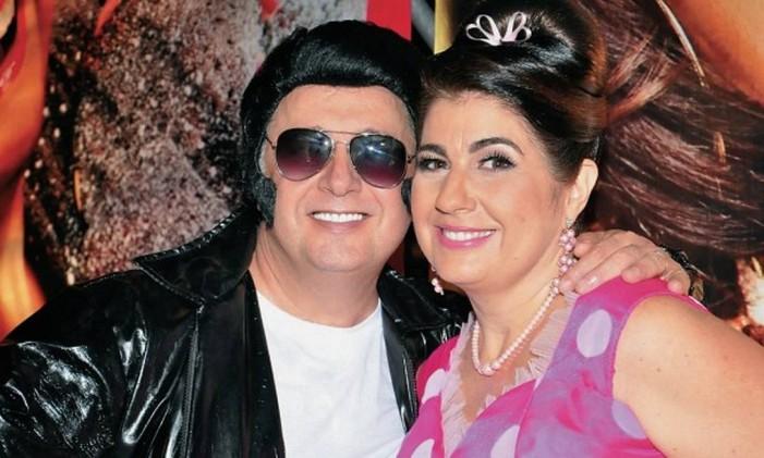 Anthony Garotinho e Rosinha Garotinho Foto: Reprodução / Facebook