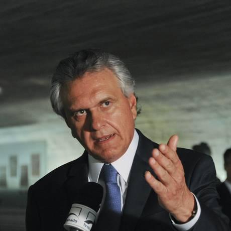 Senador Ronaldo Caiado (DEM-GO) Foto: Geraldo Magela / Agência Senado