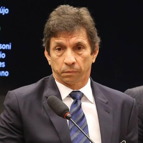 O vice-presidente da Mendes Júnior, Sergio Cunha Mendes. Foto: Ailton de Freitas / Agência O Globo/Arquivo