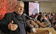 Salvador- BA- Brasil- 12/06/2015- O ex-presidente Lula participa do lançamento da campanha de arrecadação do Partido dos Trabalhadores (PT), na cidade de Salvador. Foto: Ricardo Stuckert/ Instituto Lula