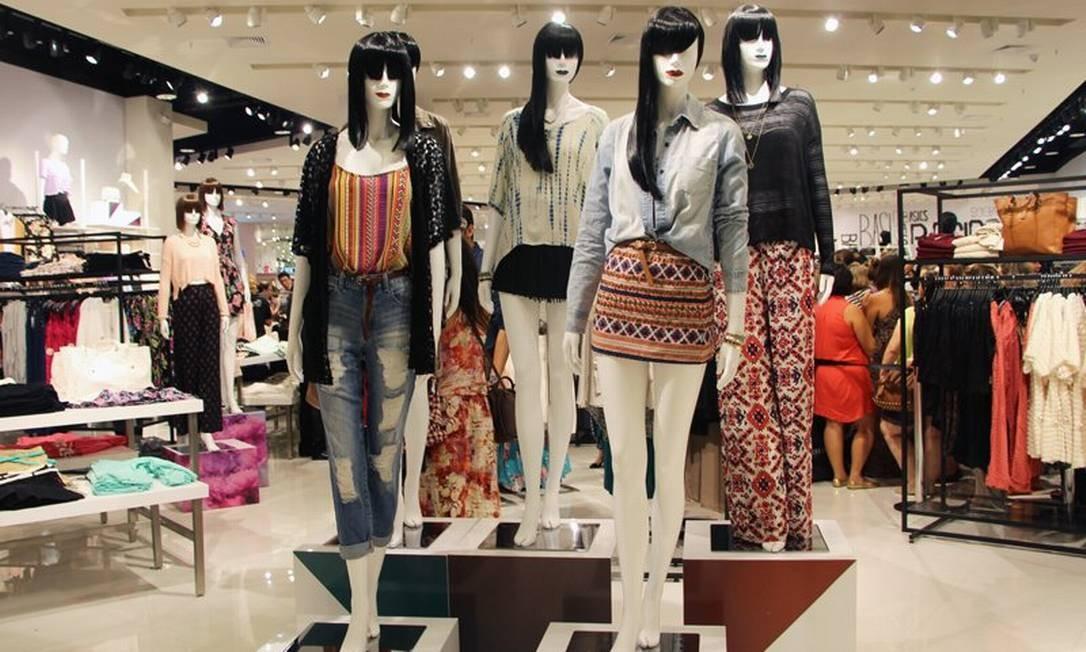 ec7dd946eae A loja Forever 21 vai abrir filial no Plaza Shopping até o fim de 2015 Foto