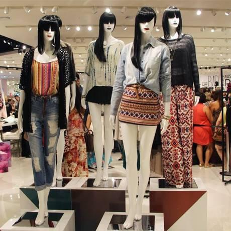 A loja Forever 21 vai abrir filial no Plaza Shopping até o fim de 2015 Foto: Divulgação