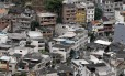 A comunidade do Fallet/Fogueteiro, em Santa Teresa: região tem UPP desde fevereiro de 2011 Foto: Roberto Moreyra / Agência O Globo (11/09/2011)
