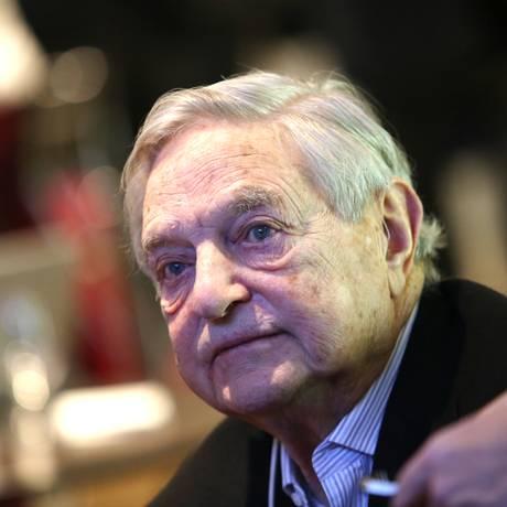 Soros: megainvestidor não quer se arriscar no Brasil Foto: Chris Ratcliffe / Bloomberg/23-1-2014