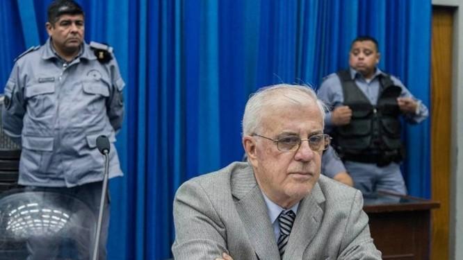 Manlio Torcuato Martínez, ex-juiz federal de Tucumán Foto: Julio Pantoja/Télam