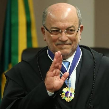 Cedraz, presidente do TCU, pode ter que desempatar votação Foto: 10-12-2014/ André Coelho/ Agência O Globo