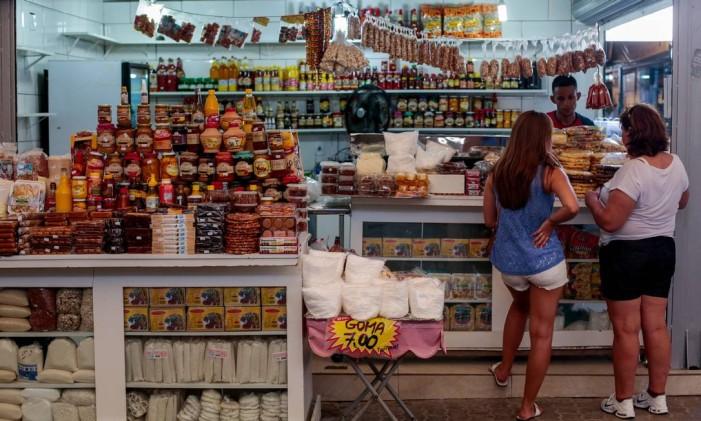 Centro Luiz Gonzaga de Tradições Nordestinas, em São Cristóvão Foto: Pedro Kirilos / Agência O Globo