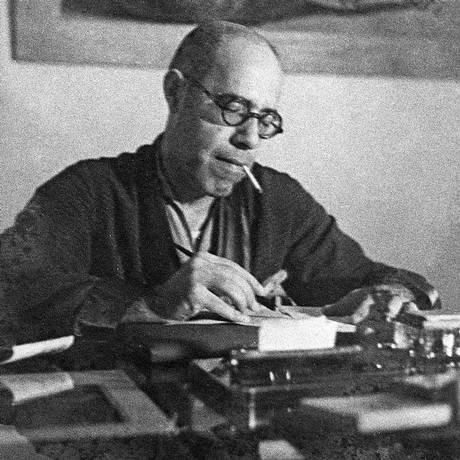 Mário de Andrade: carta é mantida em sigilo desde 1978 Foto: Reprodução