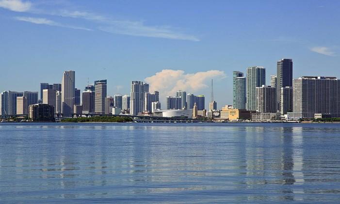 Miami, na Flórida Foto: Agência O Globo