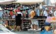 Feira em Caxias que se tornou alvo da DRFC por comercializar produtos sem origem comprovada