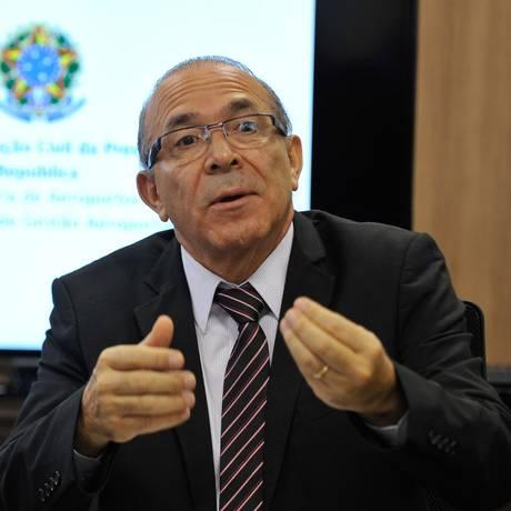 O ministro da Aviação, Eliseu Padilha Foto: Elza Fiúza / Agência Brasil