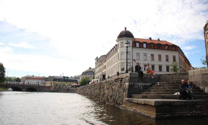 A cidade de Gotemburgo Foto: Eduardo Maia / Agência O Globo