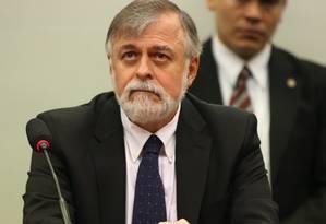 O ex-diretor de Abastecimento da Petrobras Paulo Roberto Costa Foto: Ailton de Freitas/5-5-2015 / Agência O Globo