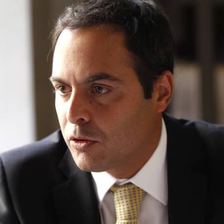 Paulo Câmara, governador de Pernambuco Foto: Jorge William / Agência O Globo