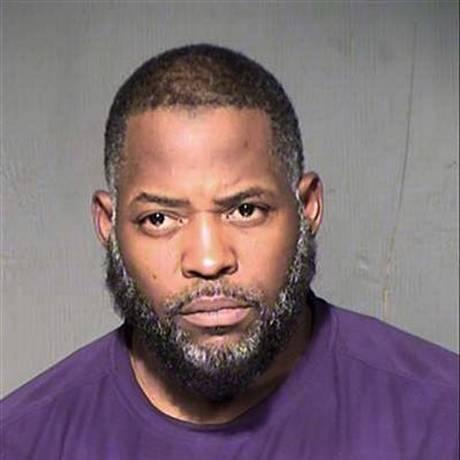 Abdul Kareem teve condicional negada Foto: Maricopa County Sheriff's Department / AP