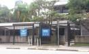 O consulado americano, localizado na Chácara de Santo Antonio (Zona Sul de São Paulo): portas fechadas nesta quarta-feira Foto: Agência O Globo / Jaqueline Falcão