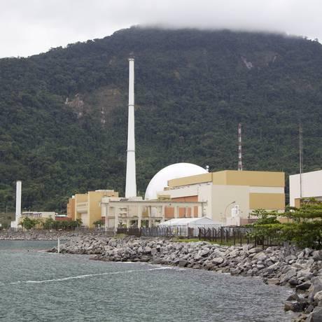 Usinas nucleares de Angra são as únicas no Brasil Foto: Márcia Foletto / Agência O Globo