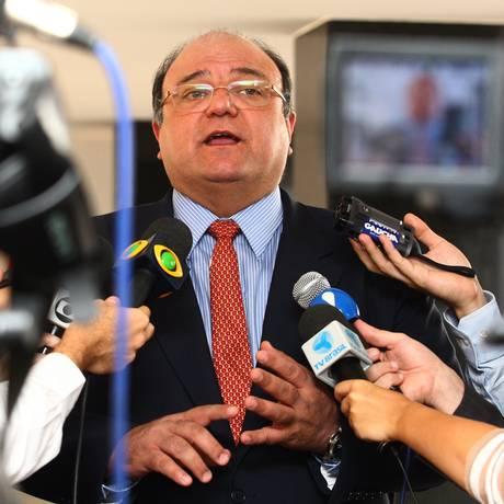 O ex-deputado Cândido Vacarezza Foto: Givaldo Barbosa/30-8-2011