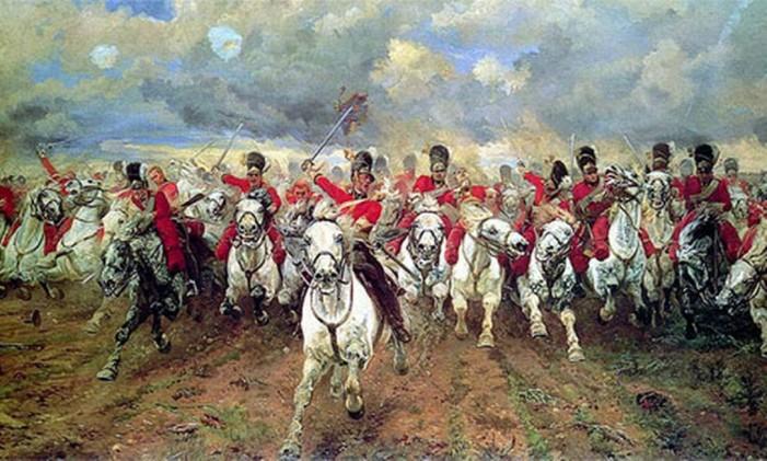 Batalha de Waterloo Foto: Reprodução