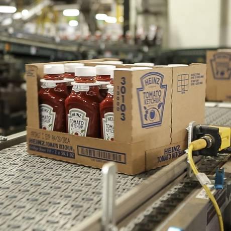 Fábrica da Heinz em Ohio Foto: Divulgação